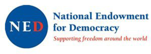 These videos were produced with the help of the National Endowment for Democracy